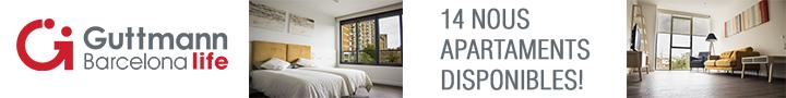 apartamentos adaptados domóticos accesibles Guttmann Barcelona Life