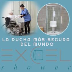 La ducha accesible para personas con movilidad reducida