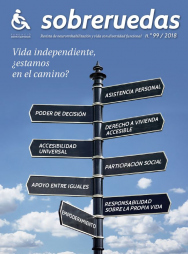 revista sobre ruedas vida independiente