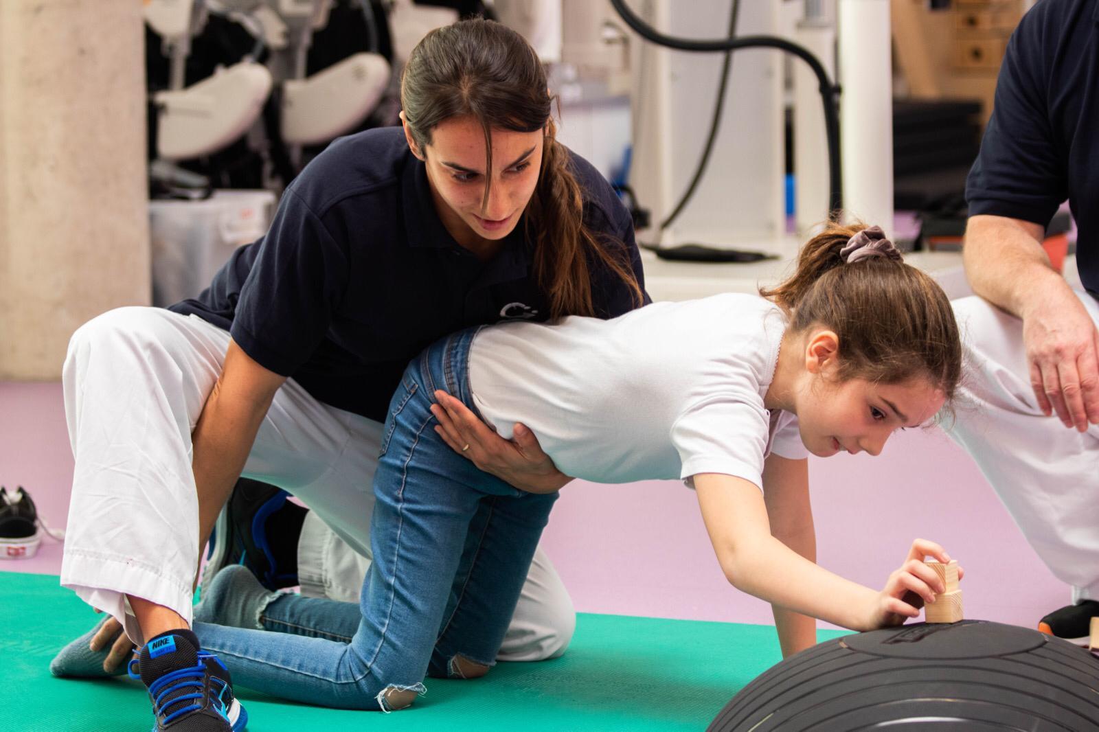 ejercicios rehabilitación funcional
